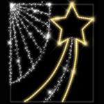 Светодиодная консоль Звезда