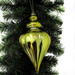 Новогодняя игрушка Луковица